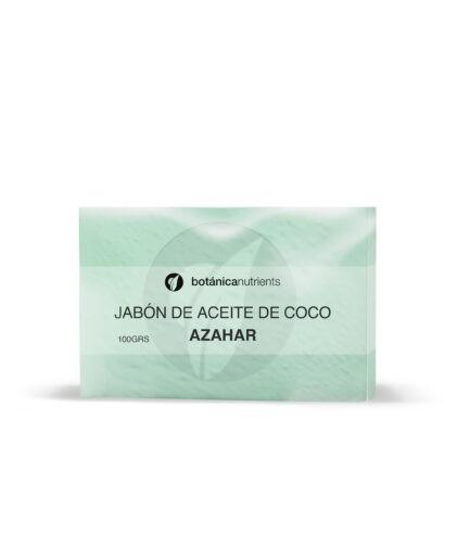 Jabon-azahar